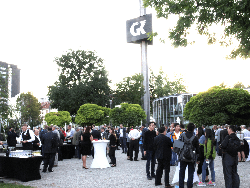 EUROGEO GR Ljubljana Exhibition and Convention Centre