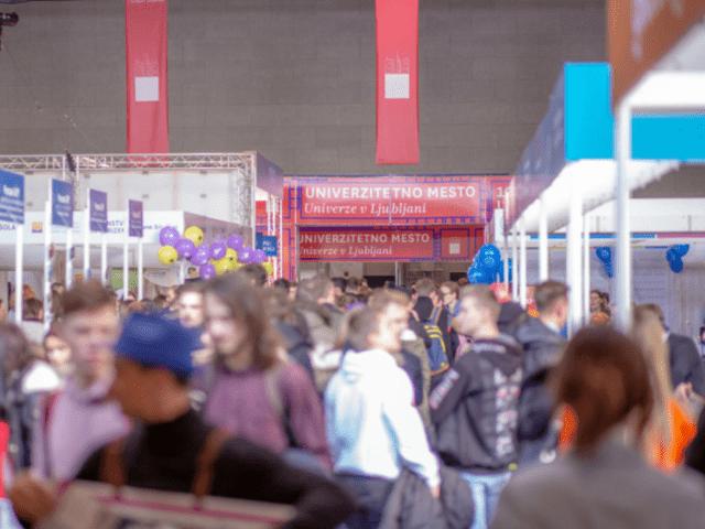 Informativa GR Ljubljana Exhibition and Convention Centre