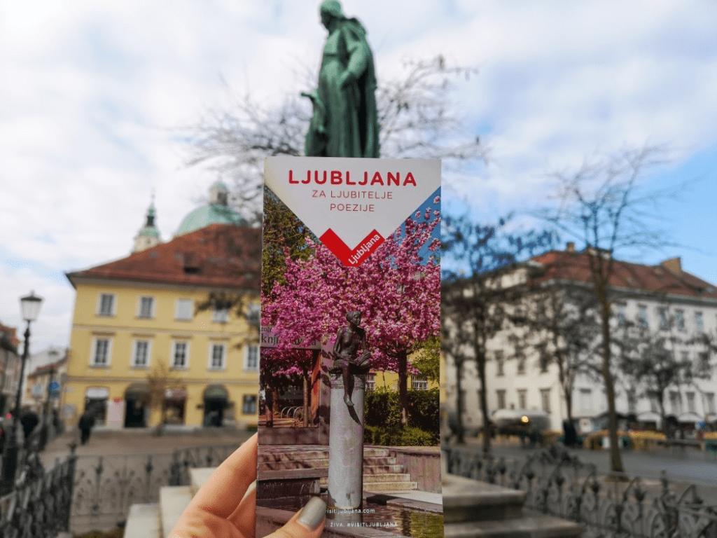 Ljubljana for poverty lovers tour booklet
