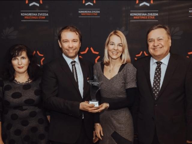 Ljubljana Meetings Star Award 2020