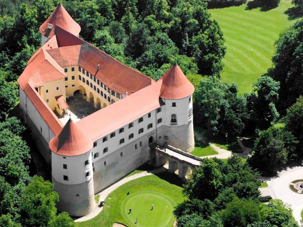 Posavje Castles Jakob Award Mokrice