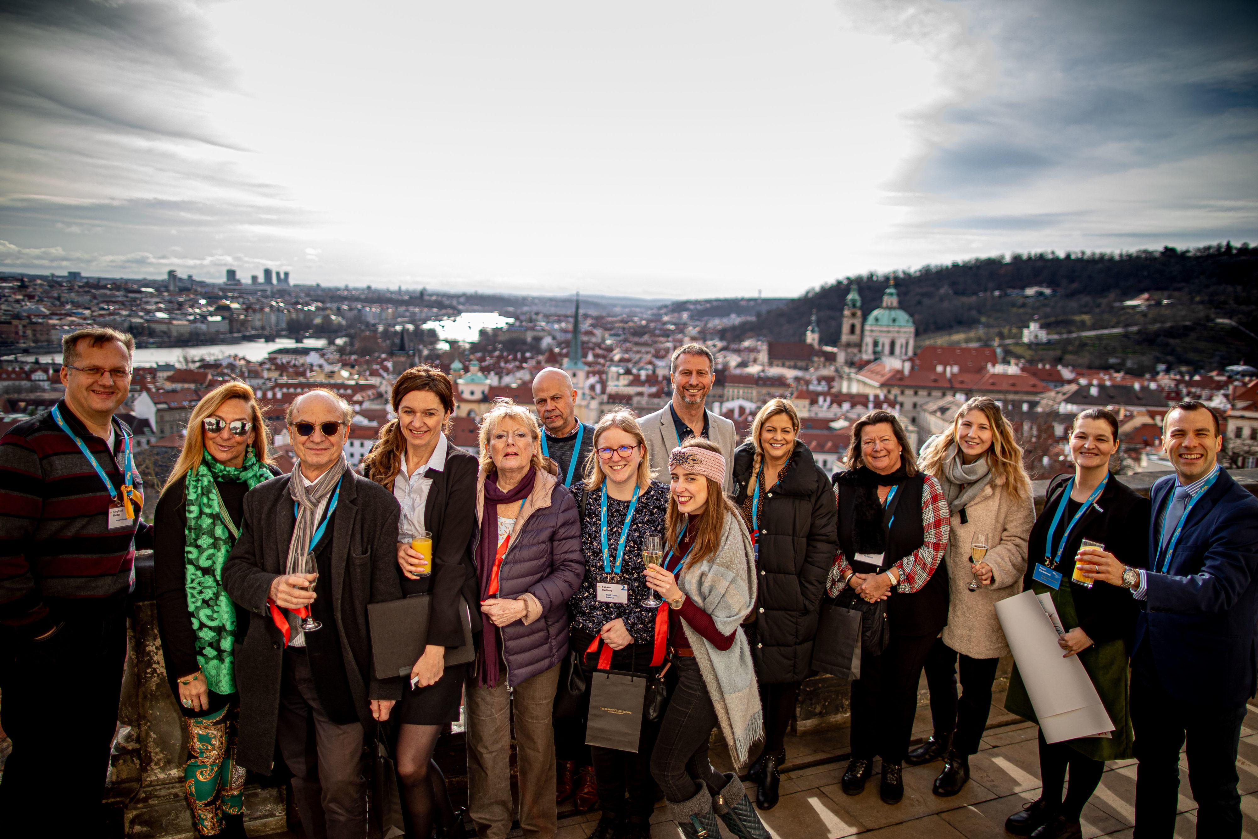 Prague InSpires 2020 Site visit