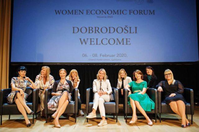 Women Economic Forum Ljubljana 2020