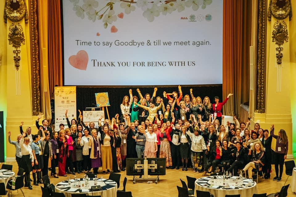 Women Economic Forum 2020 Ljubljana