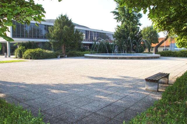 GR - Ljubljana Exhibition and Convention Centre