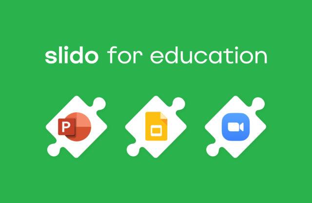Slido for education
