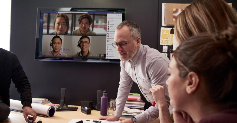Virtual meetings software - Microsoft Teams Meetings