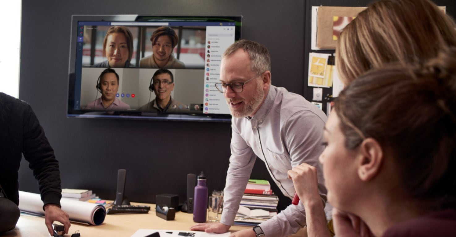 Virtual meetings software - Microsoft Teams Meetings