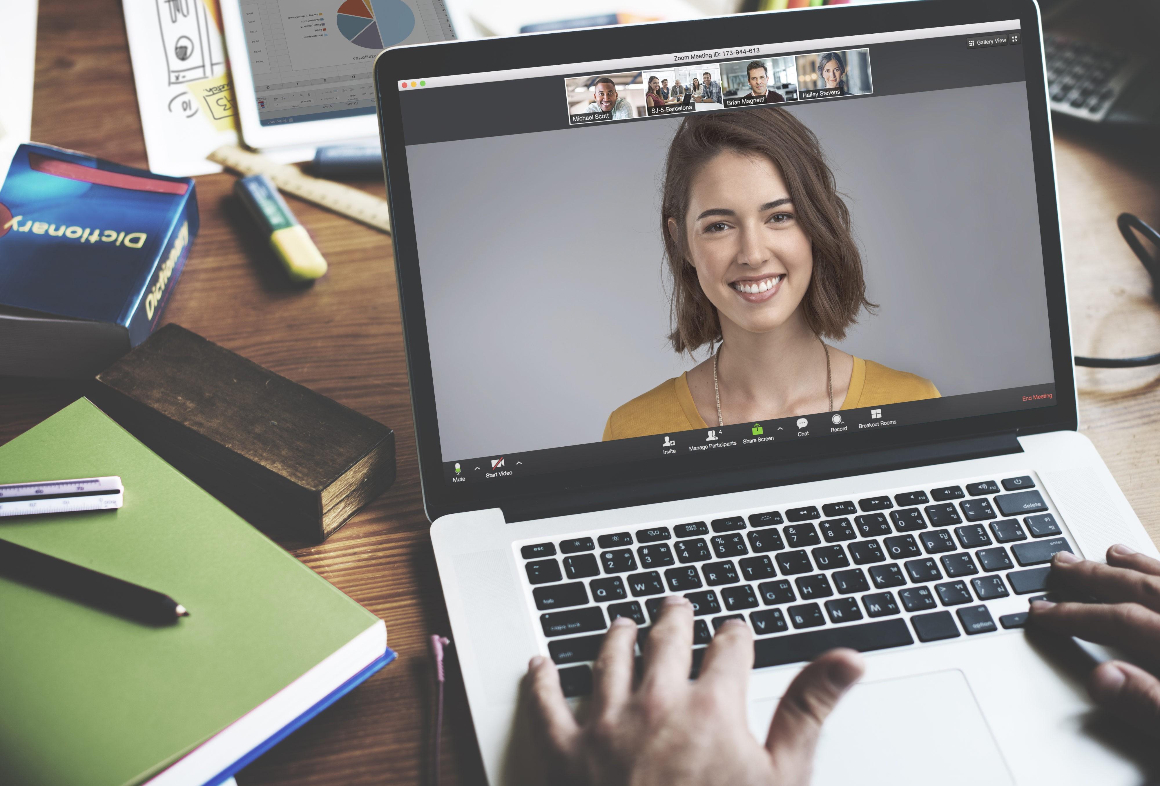 Virtual meeting software - Zoom