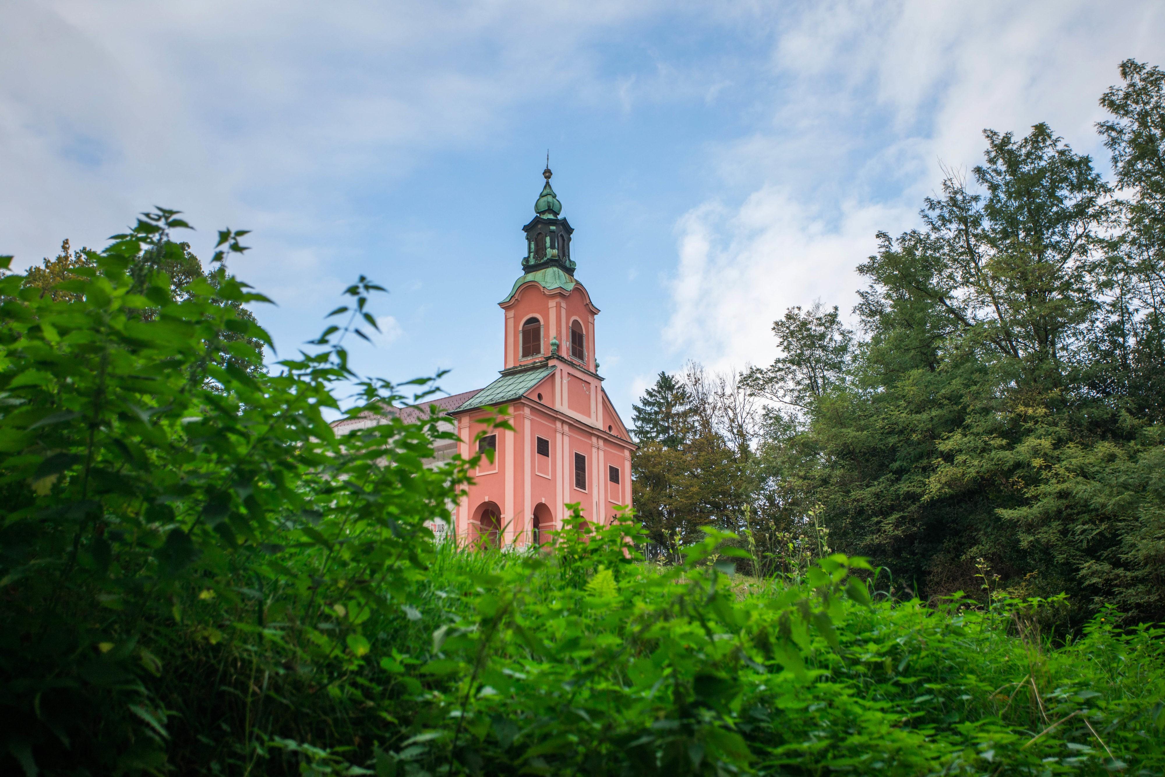 Rožnik Ljubljana