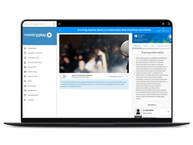 Virtual meeting software - MeetingPlay