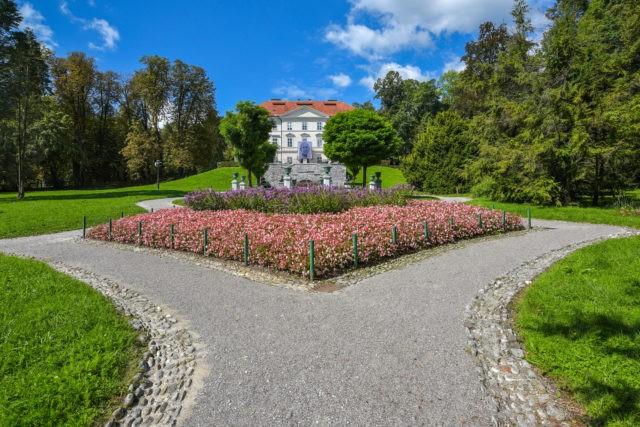 Park Tivoli Ljubljana