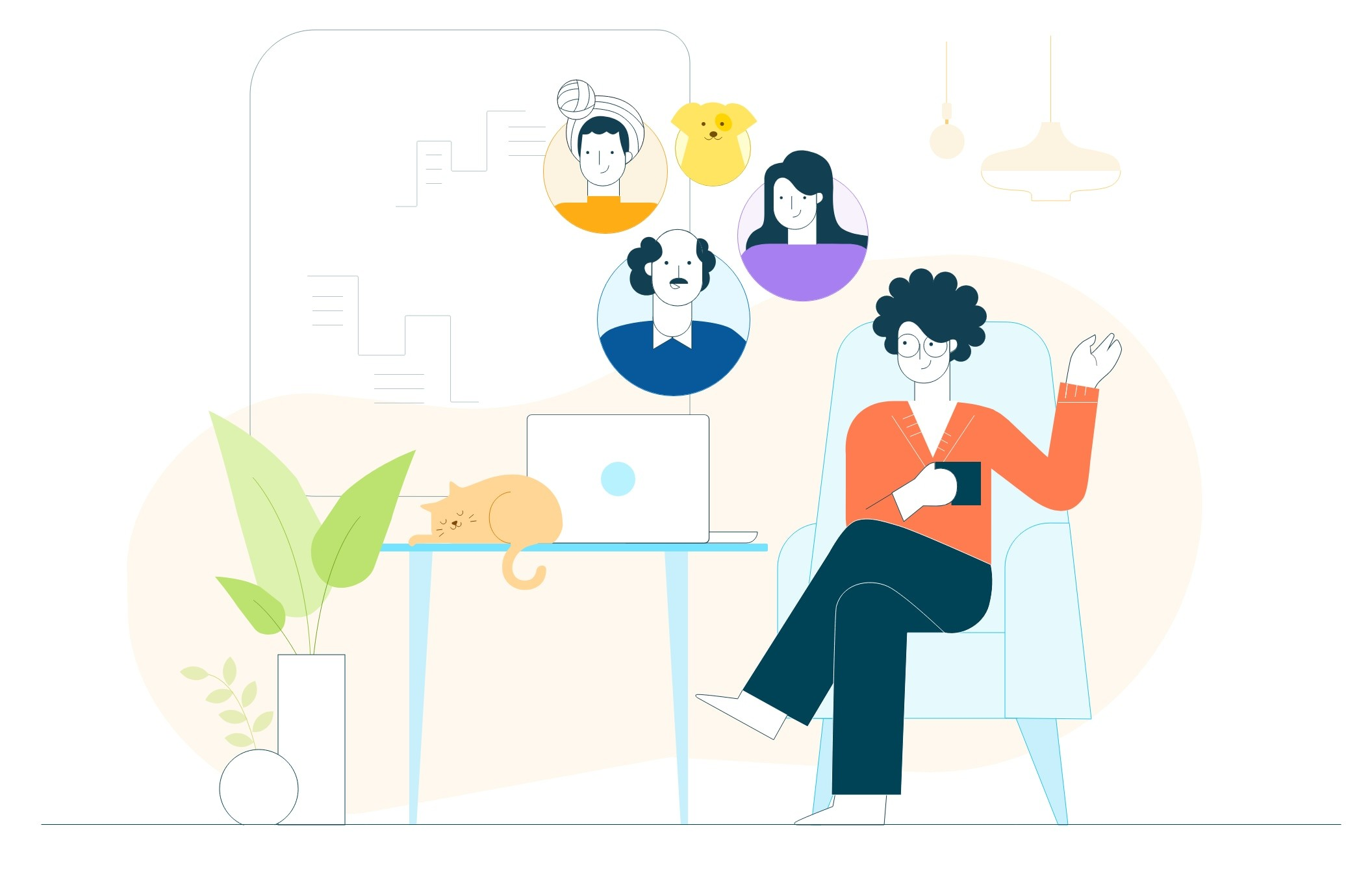 Virtual meetings software - Webex