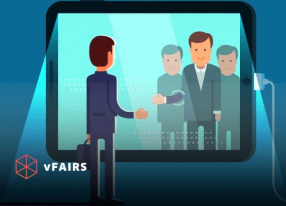 Virtual meetings software - vFairs
