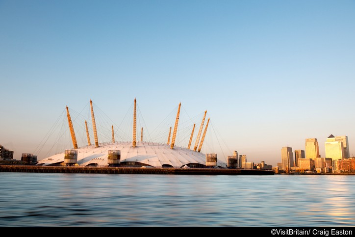 London O2 Aren