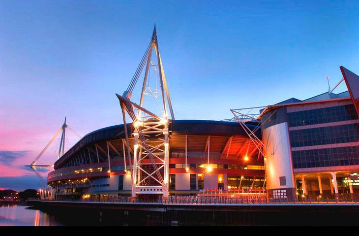 Principality Stadium, Cardiff, Wales