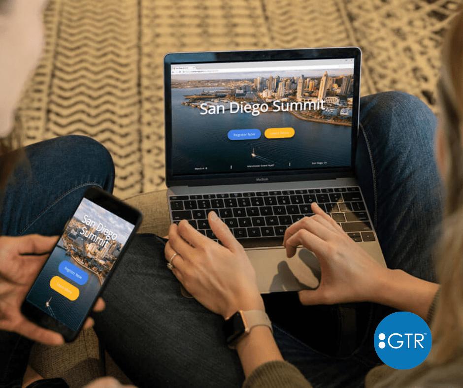 Virtual meetings software - GTR