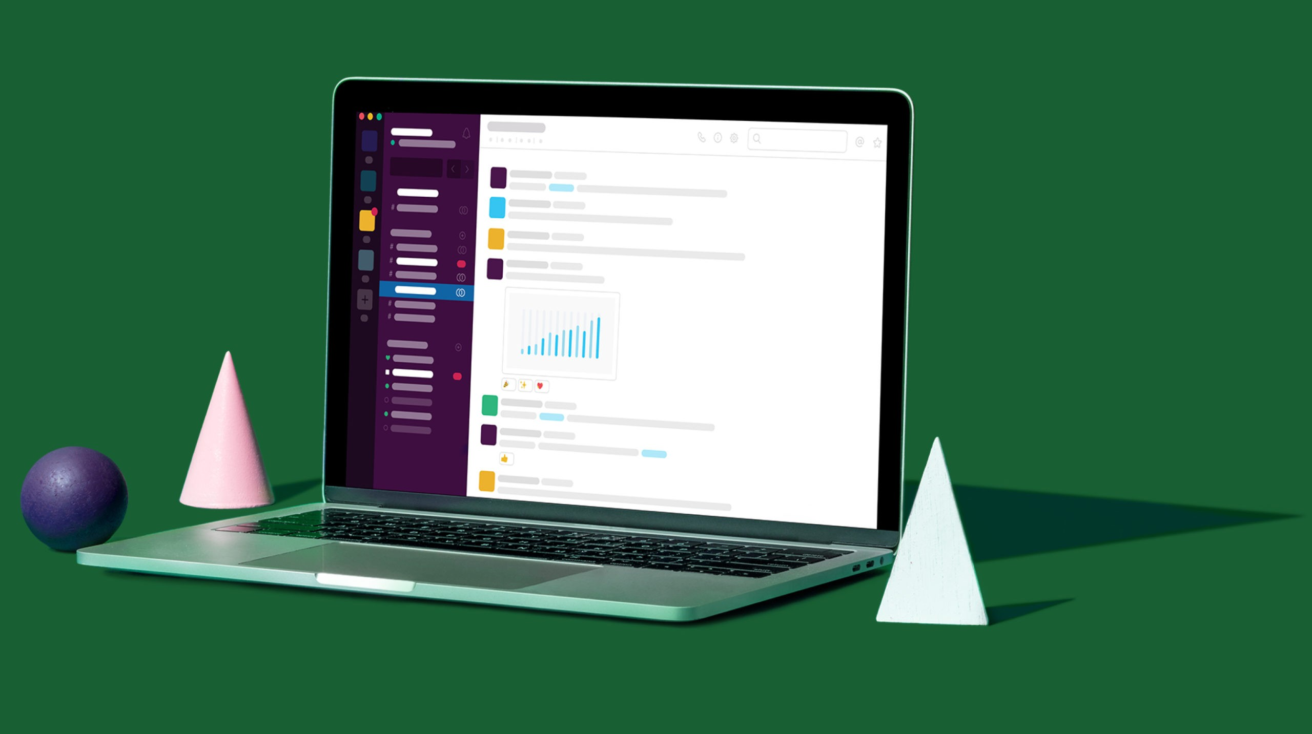 Virtual meetings software - Slack
