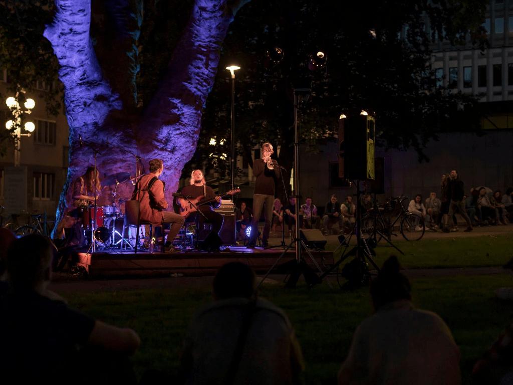 Jazz Festival Ljubljana 2020