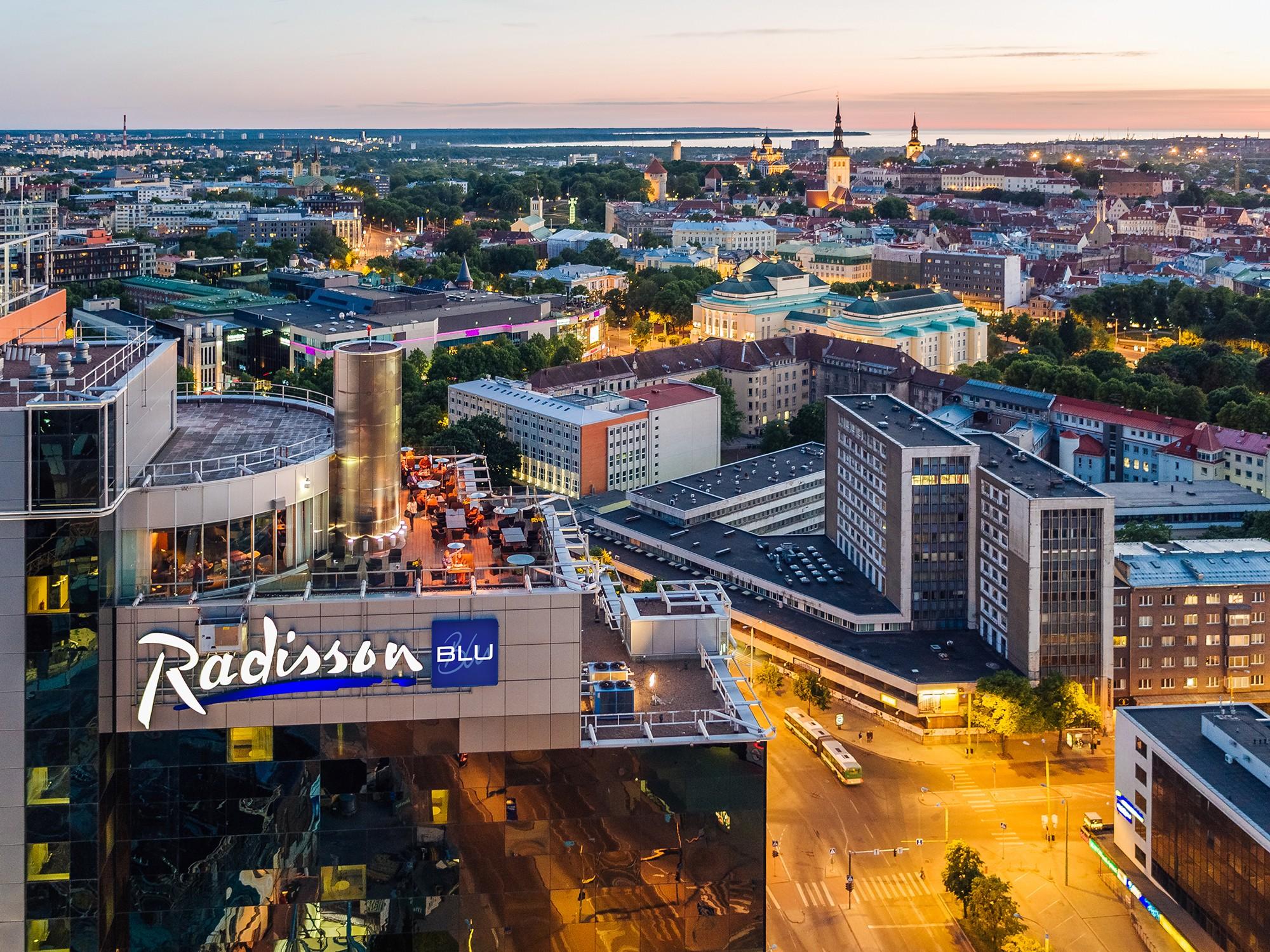 Radisson Blu Sky Tallinn