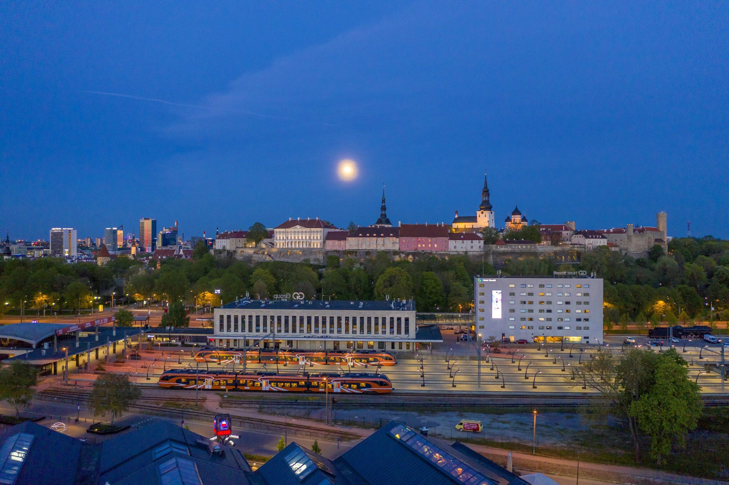 Tallinn_city_dron