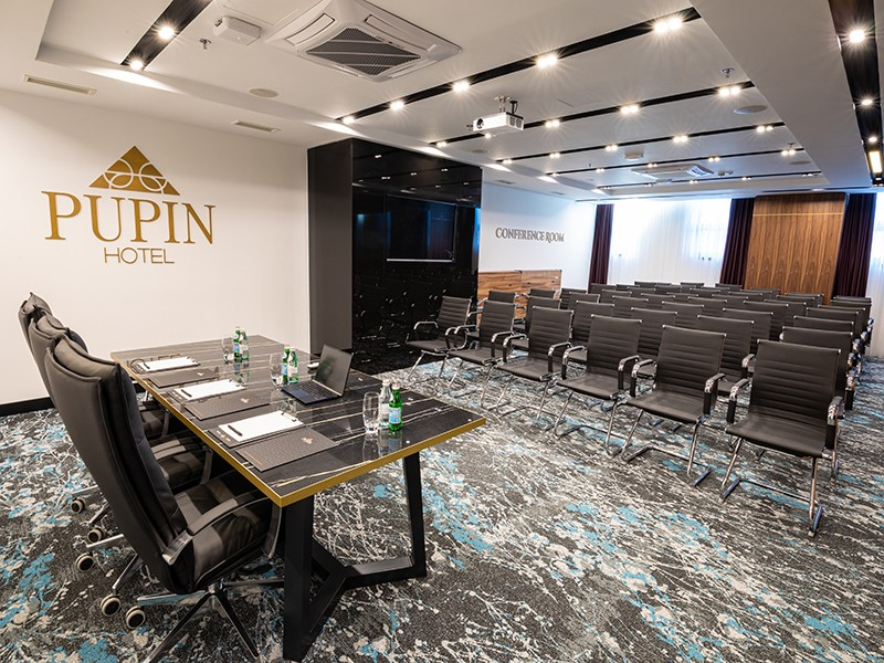 Hotel Pupin conference room