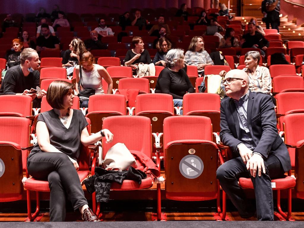 Documentary Film Festival 2020 - Cankarjev dom