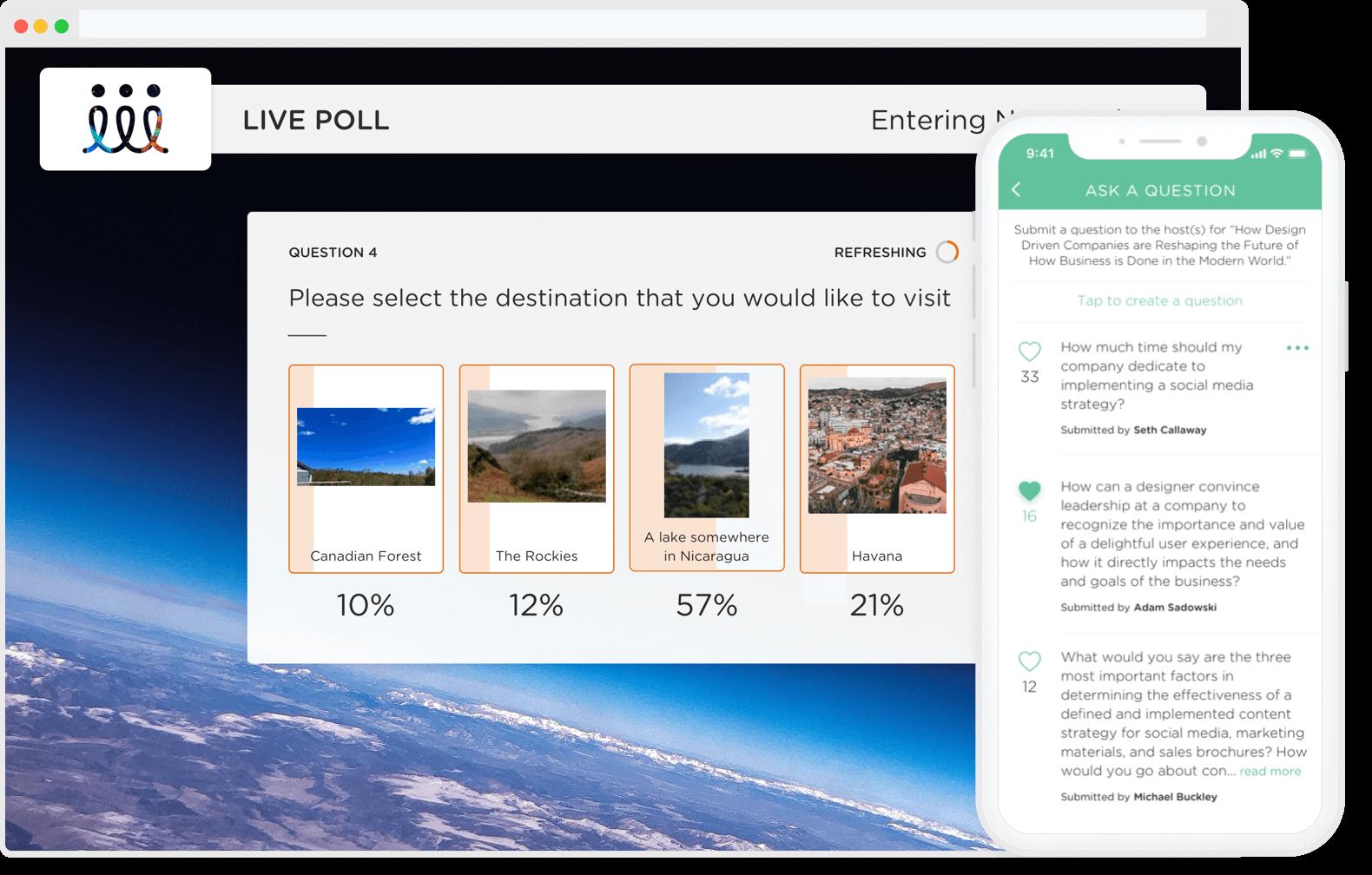 Virtual meetings software - Cadence