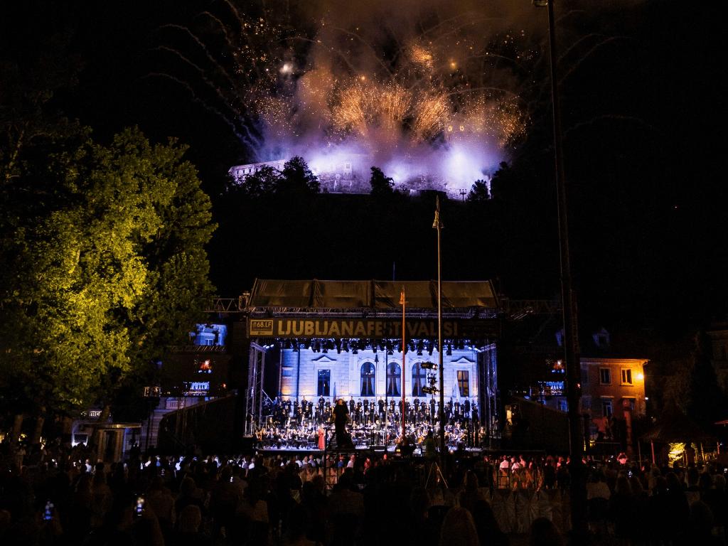 Ljubljana Festival 2020 opening
