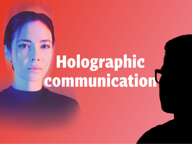 matsuko_holographic_communication