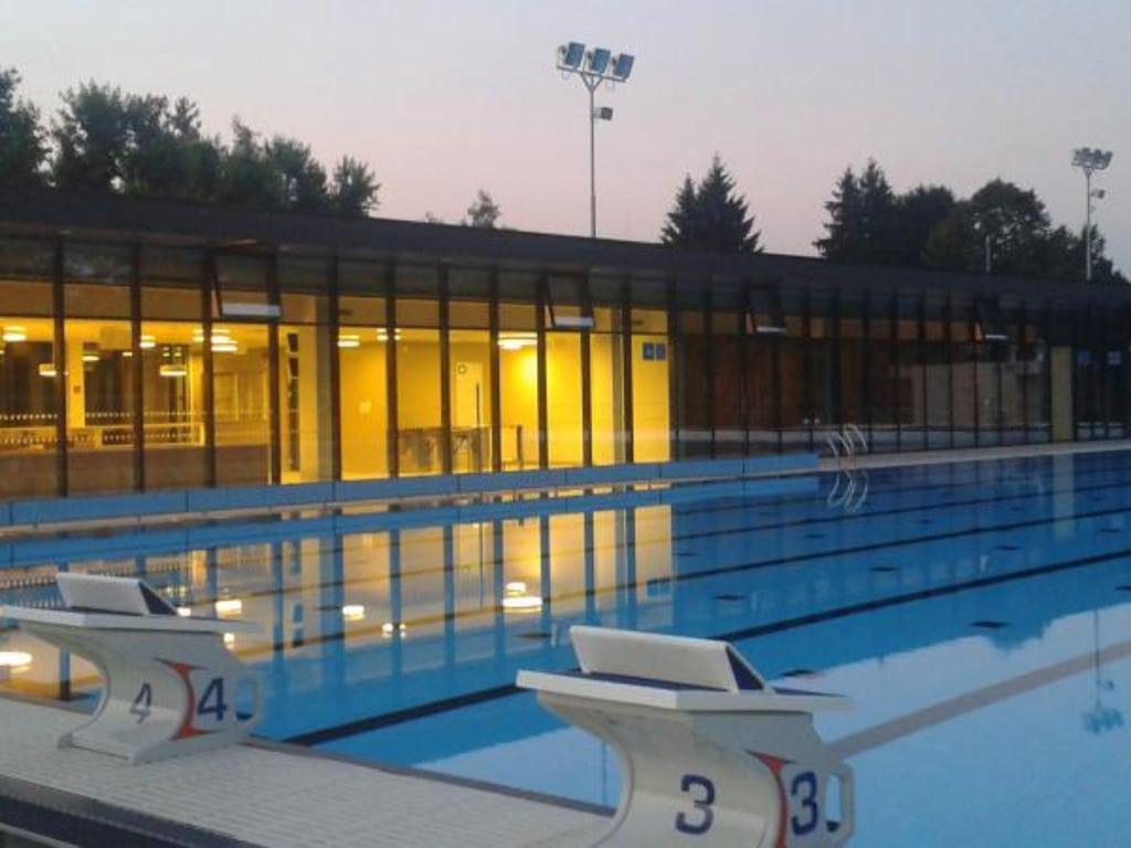 kolezija olympic swimming pool ljubljana