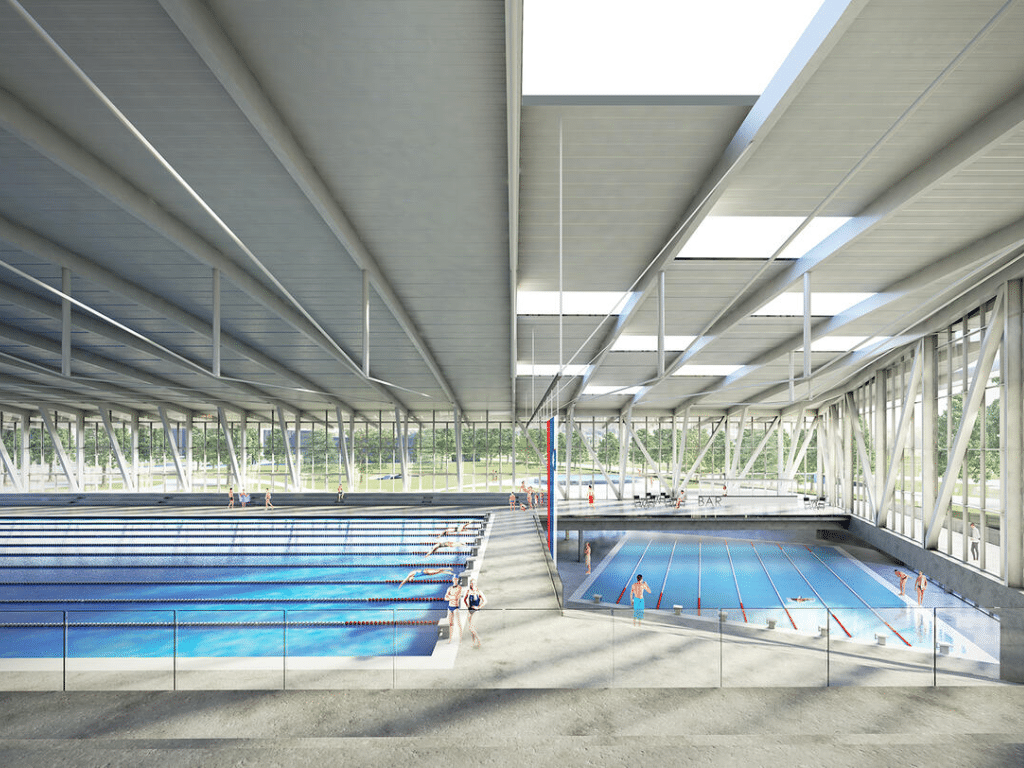 new kolezija sports centre ljubljana