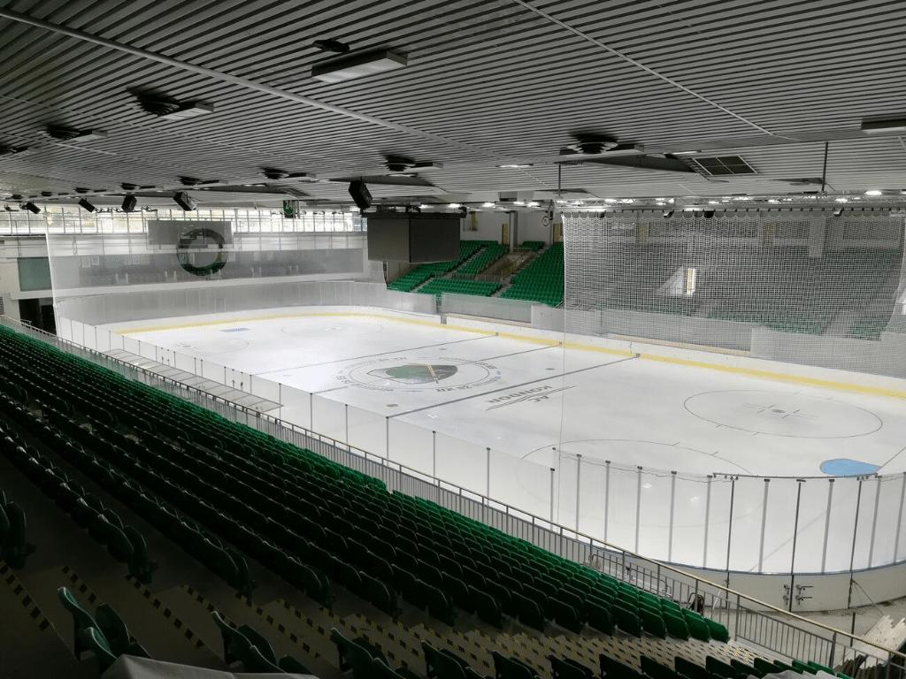 tivoli ice hockey hall
