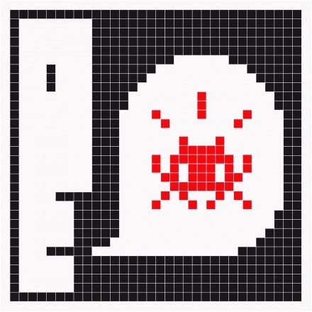 invader mosaic alert