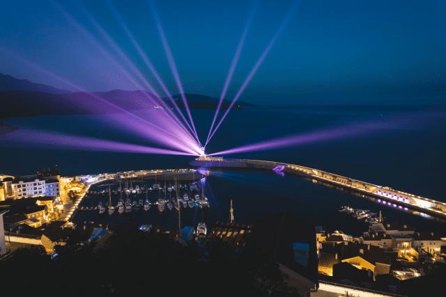 lustica_bay_light_festival